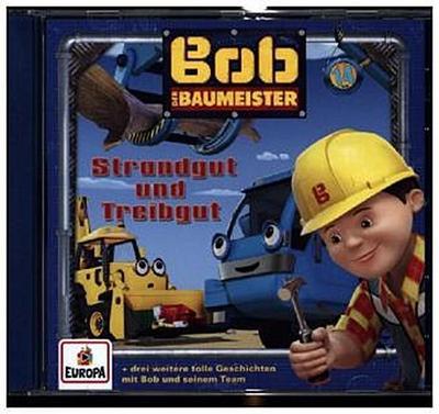 Bob, der Baumeister 14. Strandgut und Treibgut