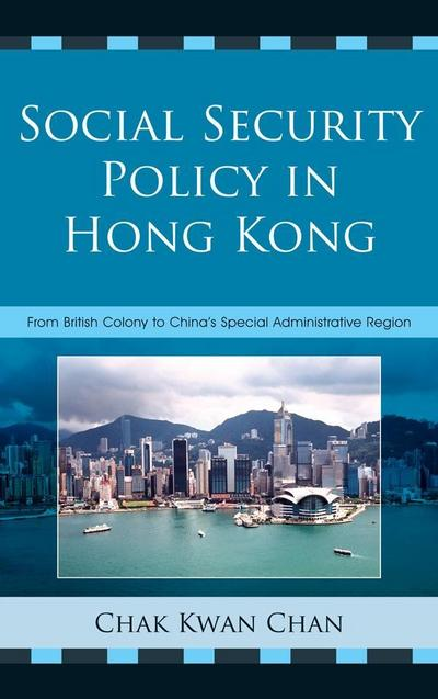 Social Security Policy in Hong Kong