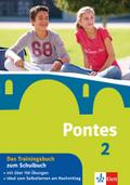 Pontes 02 Das Trainingsbuch zum Schulbuch