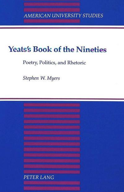 Yeats's Book of the Nineties