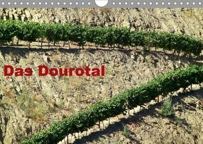 Das Dourotal (Wandkalender 2020 DIN A4 quer)