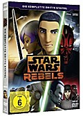 Star Wars Rebels. Staffel.3, 4 DVDs