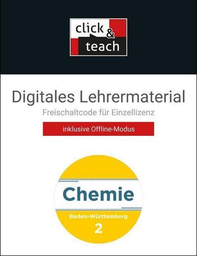 Chemie neu 2 click & teach Box Baden-Württemberg