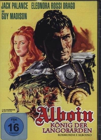 Alboin, König der Langobarden, 1 DVD