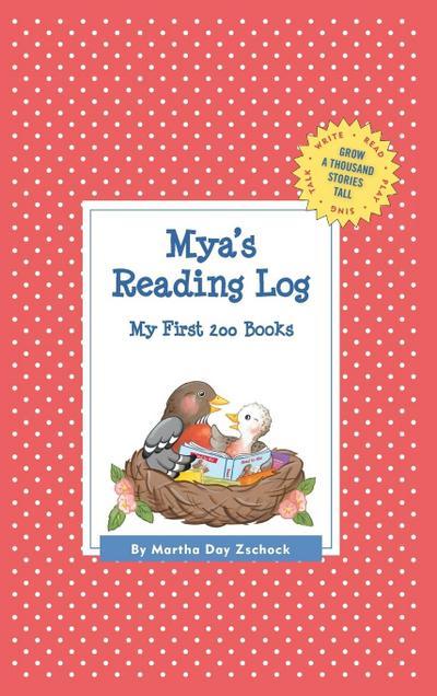 Mya's Reading Log: My First 200 Books (Gatst)