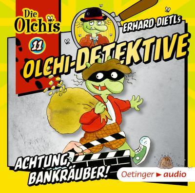 Olchi-Detektive 11. Achtung, Bankräuber! (CD)