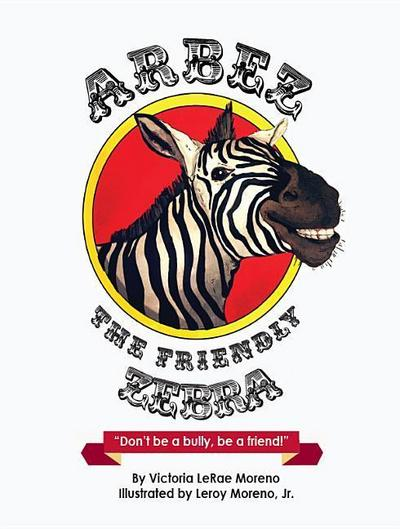 Arbez the Friendly Zebra