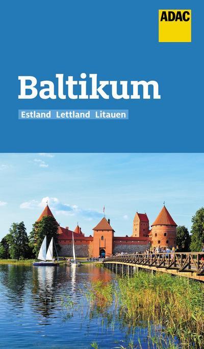 ADAC Reiseführer Baltikum