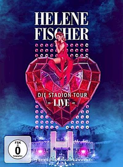 Helene Fischer Live - Stadion-Tour (Fan Edt), 2 Audio-CDs + 1 DVD + 1 Blu-ray
