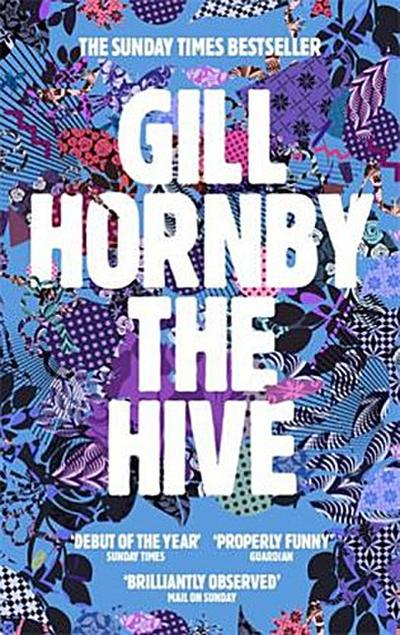 Hive - Abacus - Taschenbuch, , Gill Hornby, ,