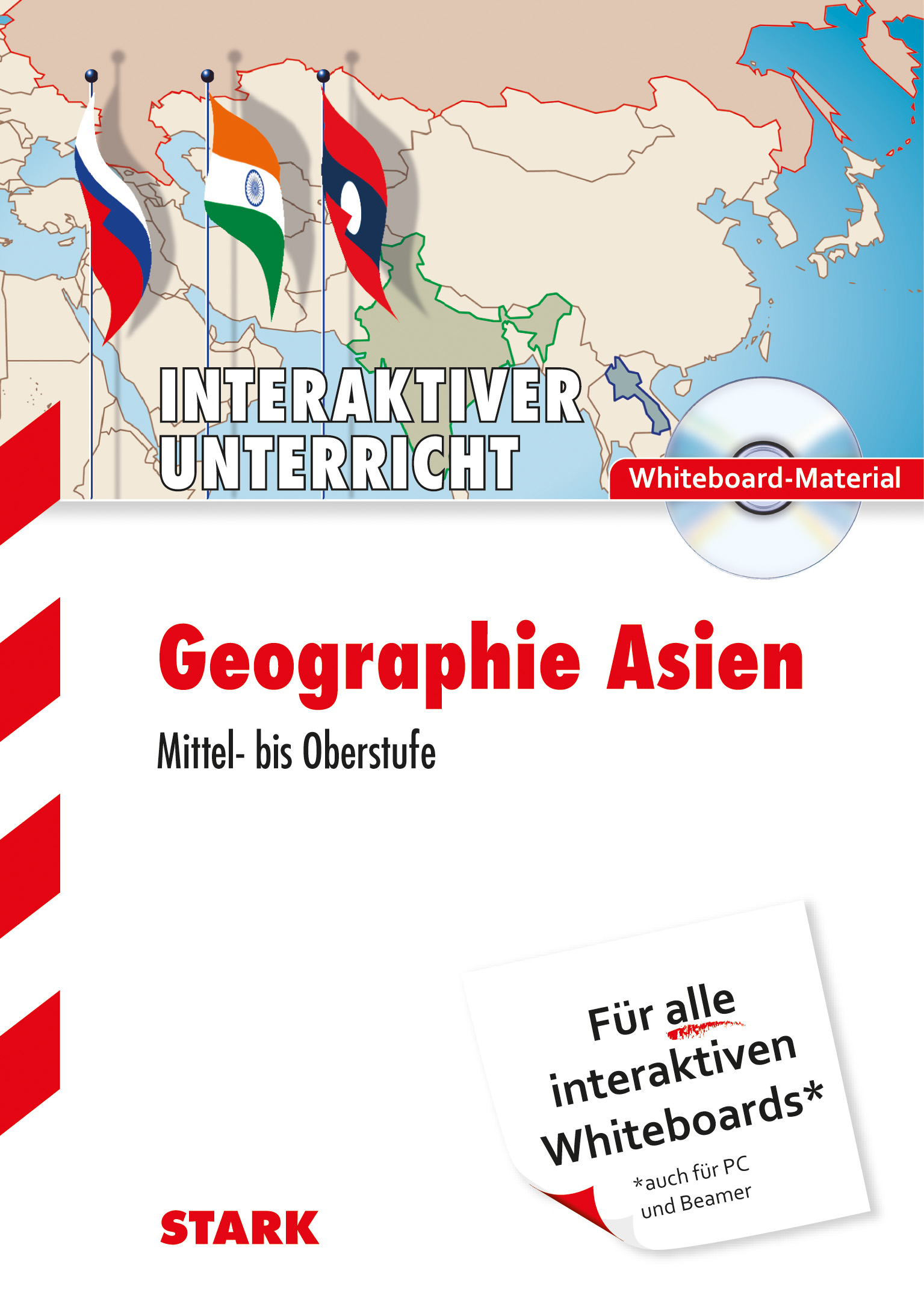 Jens Willhardt Interaktiver Unterricht: Geographie, CD-ROM