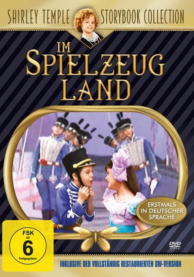 Shirley Temple`s - Im Spielzeugland - Dtp Entertainment AG - DVD, Deutsch  Englisch, Bob Henry, USA, USA