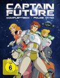 Captain Future Komplettbox BD