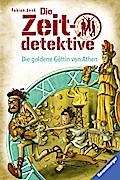 Die Zeitdetektive, Band 40: Die goldene Göttin von Athen