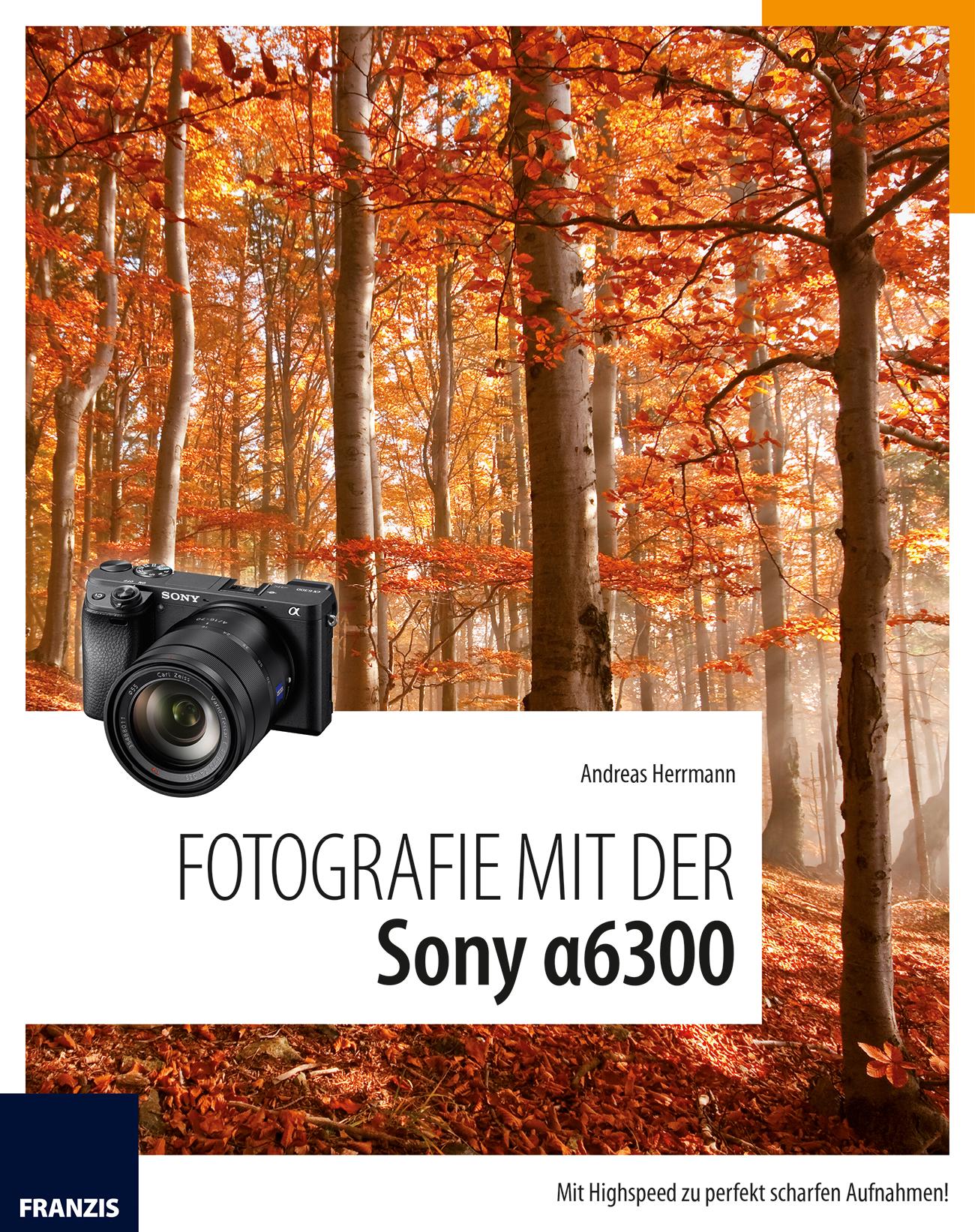 Fotografie mit der Sony Alpha 6300 Andreas Herrmann