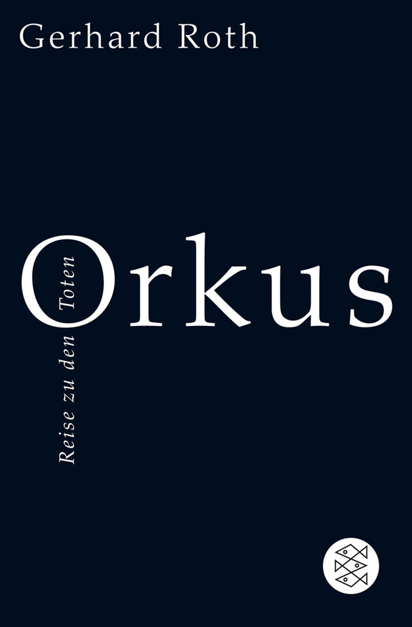 Orkus   Gerhard Roth    9783596183036