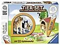 tiptoi® Tier-Set Golden Retriever, tiptoi Spielfigur mit Steuerungskarte