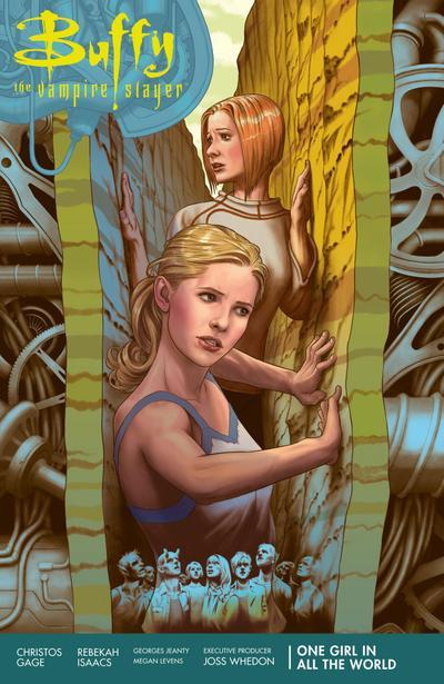 Buffy Season 11 Volume 2: One Girl In All The World