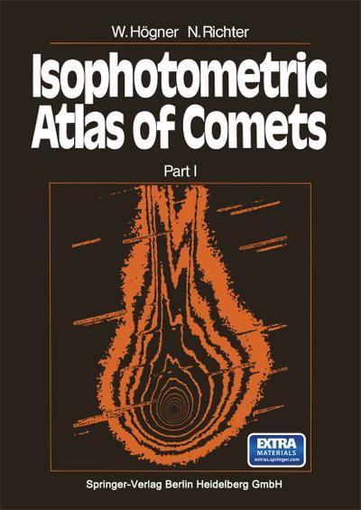 Isophotometric Atlas of Comets. Pt.1