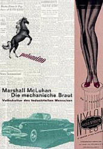 Die Mechanische Braut Marshall McLuhan