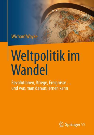 Weltpolitik im Wandel