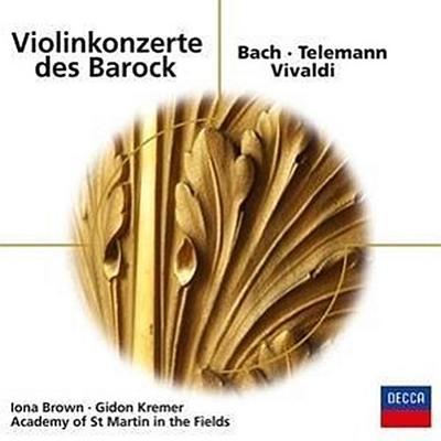Violinkonzerte des Barock