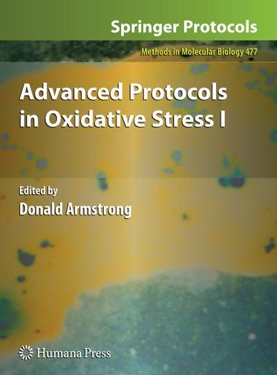 Advanced Protocols in Oxidative Stress I