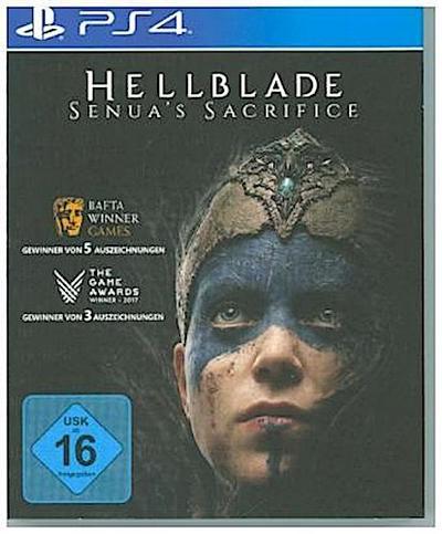 Hellblade: Senua's Sacrifice (PlayStation PS4)