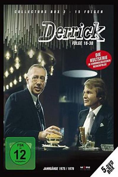 Derrick - Collectors Box 2 (Folge 16-30)