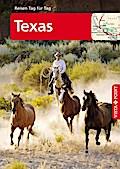 Texas - VISTA POINT Reiseführer Reisen Tag für Tag; Mit E-Magazin; Reisen Tag für Tag; Deutsch; 18 Karten, 250 Grafiken