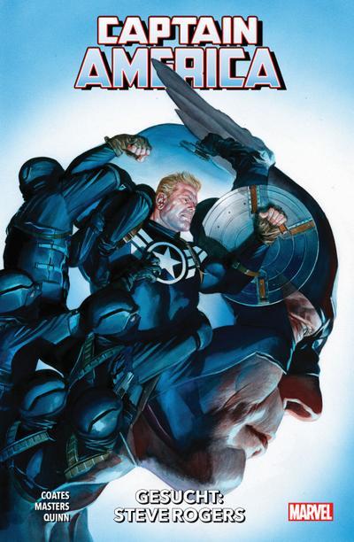 Captain America - Neustart