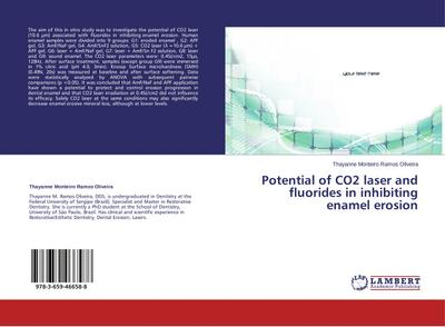 Potential of CO2 laser and fluorides in inhibiting enamel erosion