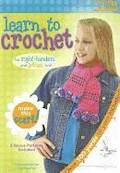 Learn to Crochet: Scarf Kit
