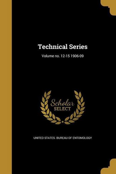 TECHNICAL SERIES VOLUME NO 12-