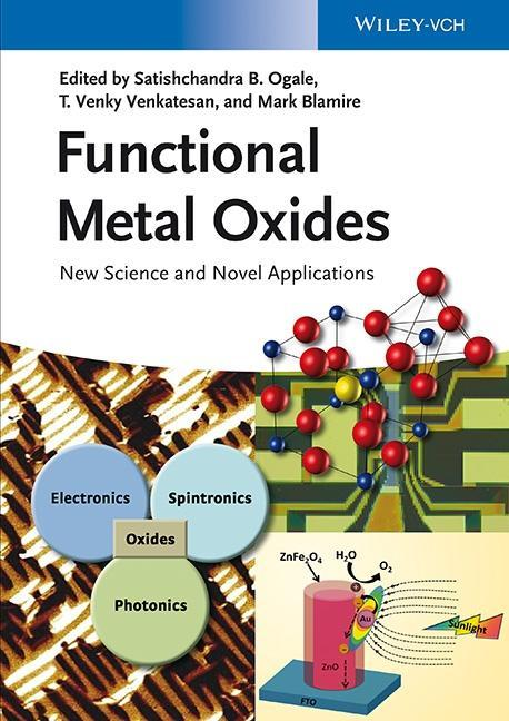 Functional Metal Oxides Satishchandra Balkrishna Ogale
