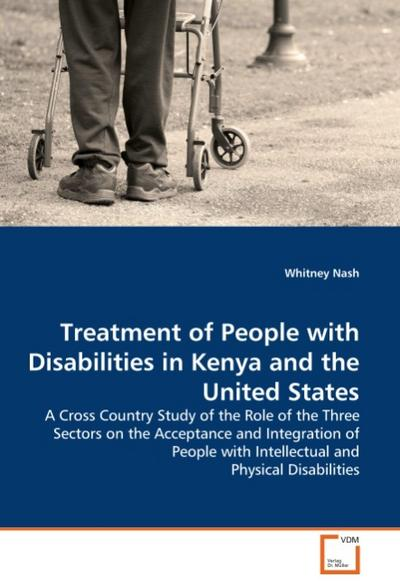 Treatment of People with Disabilities in Kenya and the United States