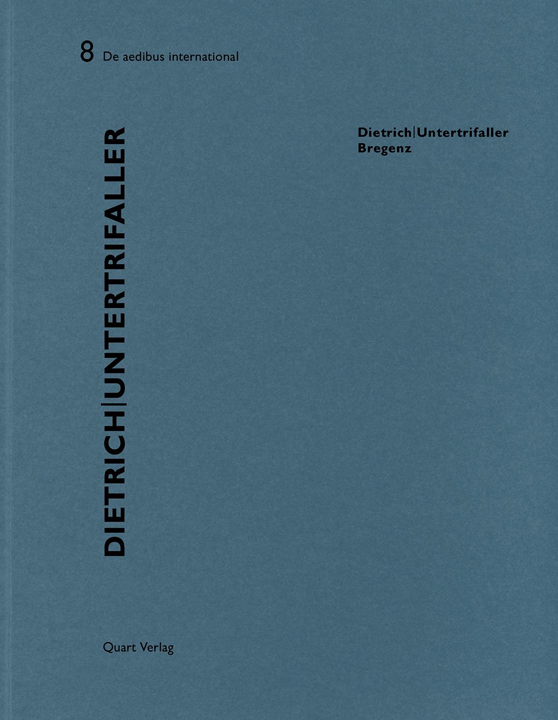 Dietrich Untertrifaller Roman Hollenstein