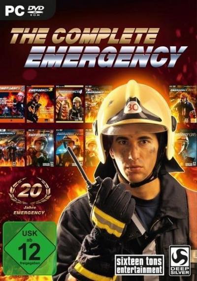 The Complete Emergency. Für Windows 7/8/10 (64-Bit)