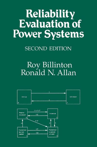 Reliability Evaluation of Power Systems