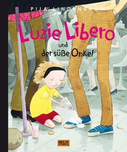 Luzie Libero und der süße Onkel, Pija Lindenbaum