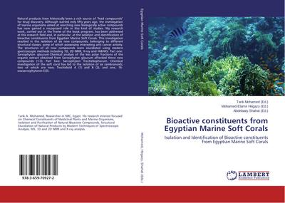 Bioactive constituents from Egyptian Marine Soft Corals