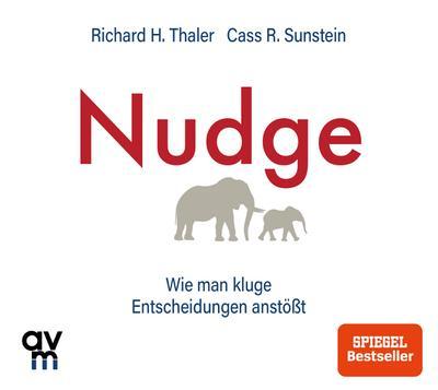 Nudge, 1 Audio-CD