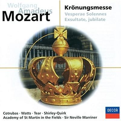 Mozart: Mass No.16 K.317
