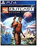 Outcast, Second Contact, 1 PS4-Blu-ray Disc