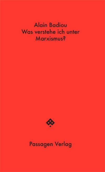 Was verstehe ich unter Marxismus?