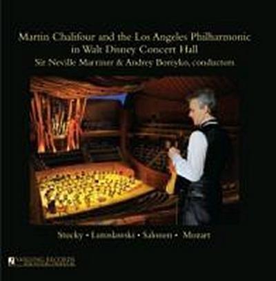 In Walt Disney Concert Hall