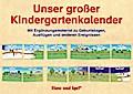Unser großer Kindergartenkalender