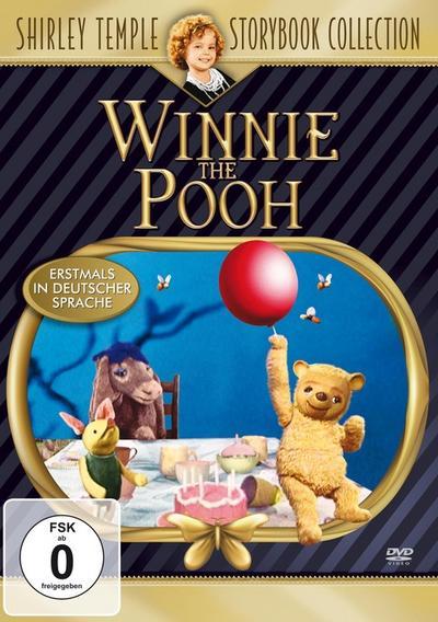 Shirley Temple - Winnie the Pooh - Da Music - DVD, Deutsch  Englisch, Robert B. Sinclair, ,