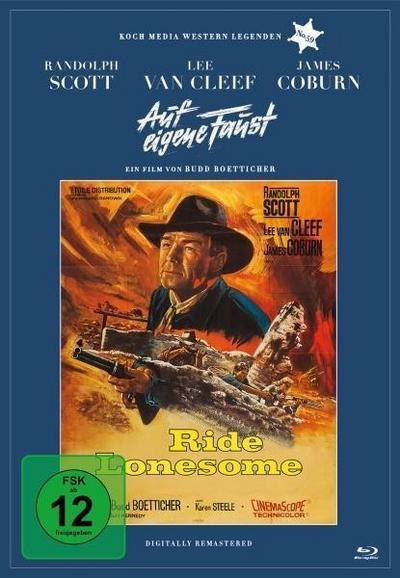 Auf eigene Faust (Edition Western-Legenden 59)