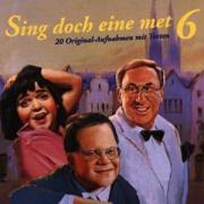 Sing doch eine met Folge 6 (20 Original-Aufnahmen mit Texten)